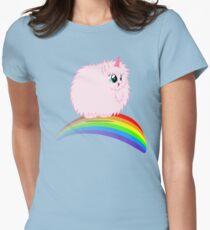 PFUDOR Women's Fitted T-Shirt
