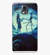 Funda/vinilo para Samsung Galaxy Pesadilla antes de Navidad