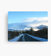 Lake District National Park #2 Canvas Print