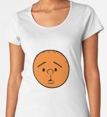 Karl Pilkington - Head like a fucking orange! Women's Premium T-Shirt
