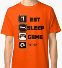 Game Time Classic T-Shirt