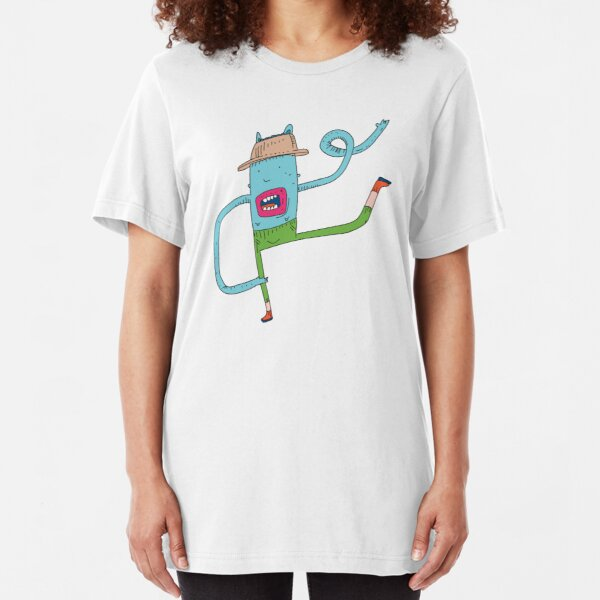 Man's hat Slim Fit T-Shirt