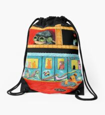 Subsurface Drawstring Bag
