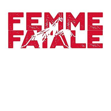 Femme Fatale by robotplunger