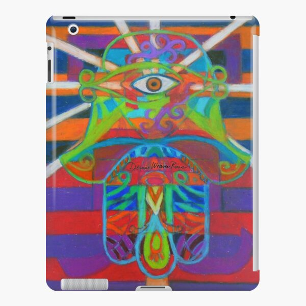 Hexagram 14-Ta Yu (Wealth) iPad Snap Case