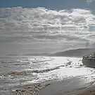 Sandsend in the fog by dougie1