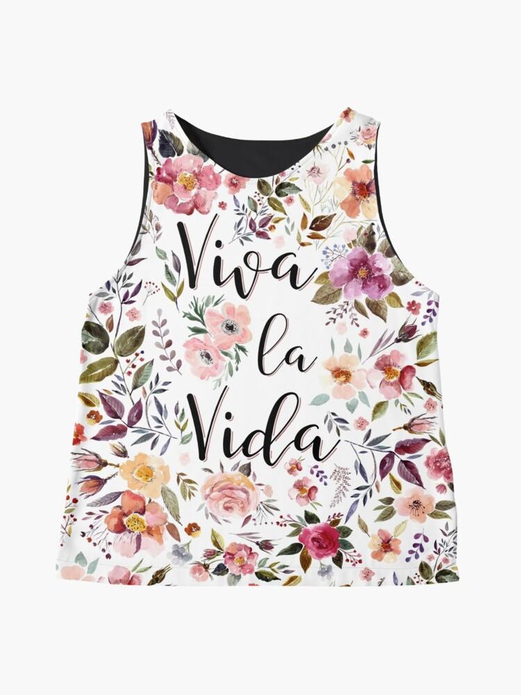 Alternative Ansicht von Viva La Vida Ärmelloses Top