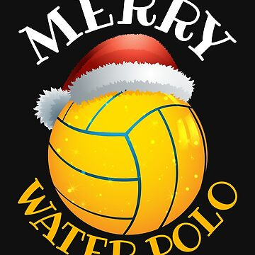 Water Polo Christmas by jaygo
