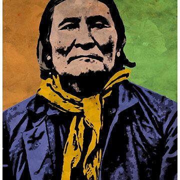 GERONIMO by truthtopower