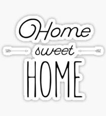 Home Sweet Home - Boho Style Sticker