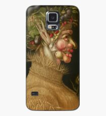 Summer by Giuseppe Arcimboldo Case/Skin for Samsung Galaxy