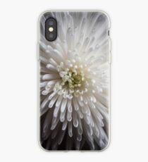 Éclat de fleur Coque et skin iPhone