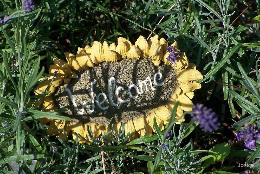 Welcome by Jonice