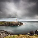 Eilean Glas Lighthouse by Grant Glendinning