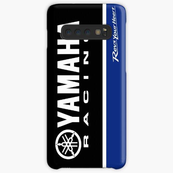 YAMAHA Blue Samsung Galaxy Snap Case