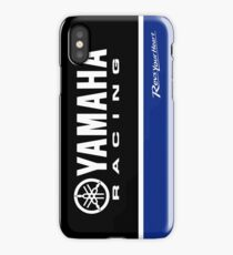 YAMAHA Blue iPhone Case