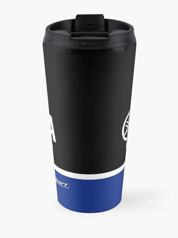 Alternate view of YAMAHA Blue Travel Mug