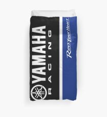 YAMAHA Blue Duvet Cover