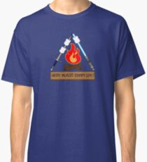 Nerd Music Campfire Classic Logo Classic T-Shirt