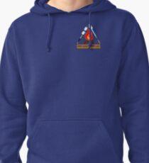 Nerd Music Campfire Small Logo Pullover Hoodie