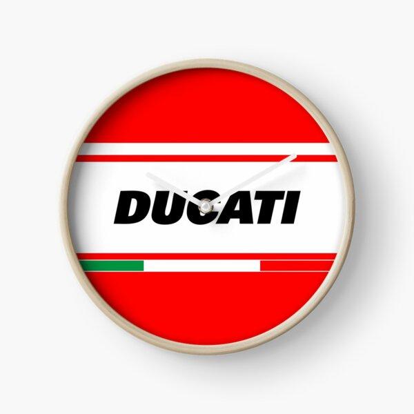 DUCATI Italy Clock