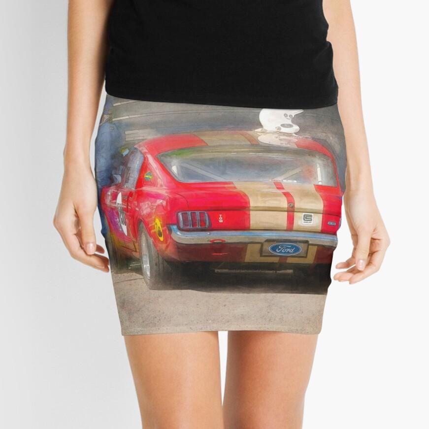 1966 Ford Mustang GT350 Mini Skirt