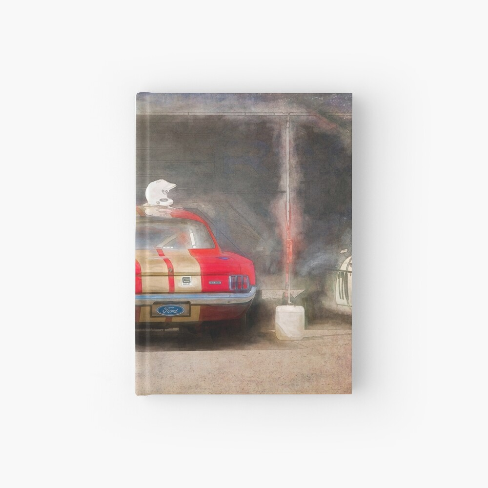 1966 Ford Mustang GT350 Hardcover Journal