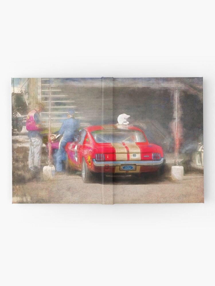 Alternate view of 1966 Ford Mustang GT350 Hardcover Journal