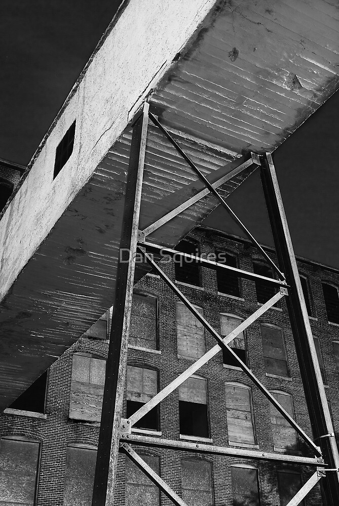 Old Mill by Dan Squires