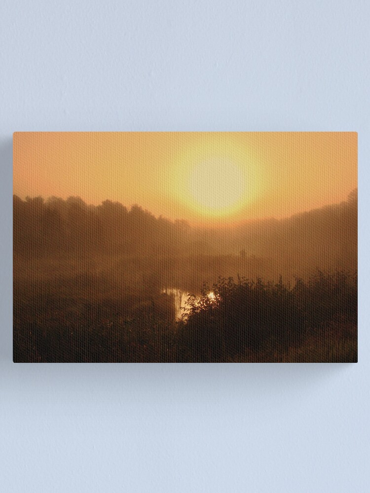Alternate view of Something Good Canvas Print