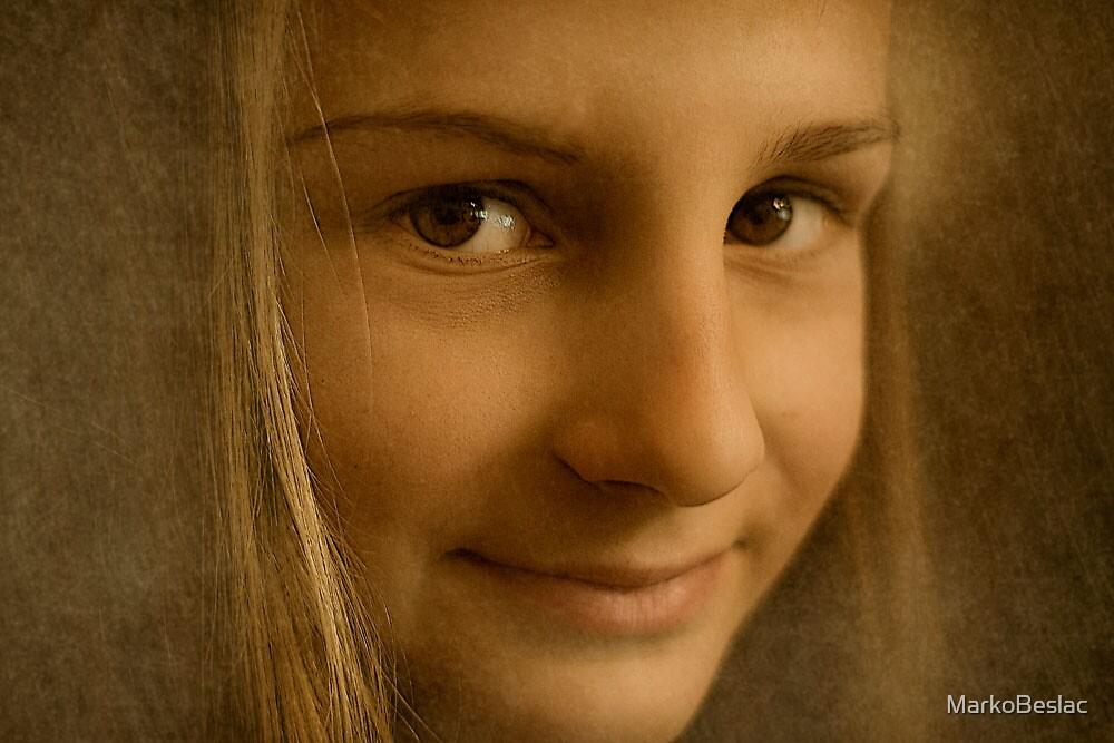 portrait by MarkoBeslac
