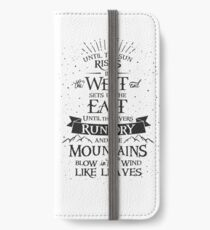 The Promise iPhone Wallet/Case/Skin