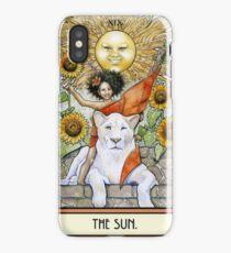The Sun iPhone Case/Skin