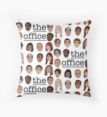 The Office Crew Floor Pillow