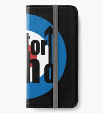 who iPhone Wallet/Case/Skin