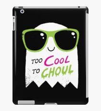 too cool to choul iPad Case/Skin