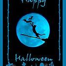 halloween - just a bit higher by Kestrelle