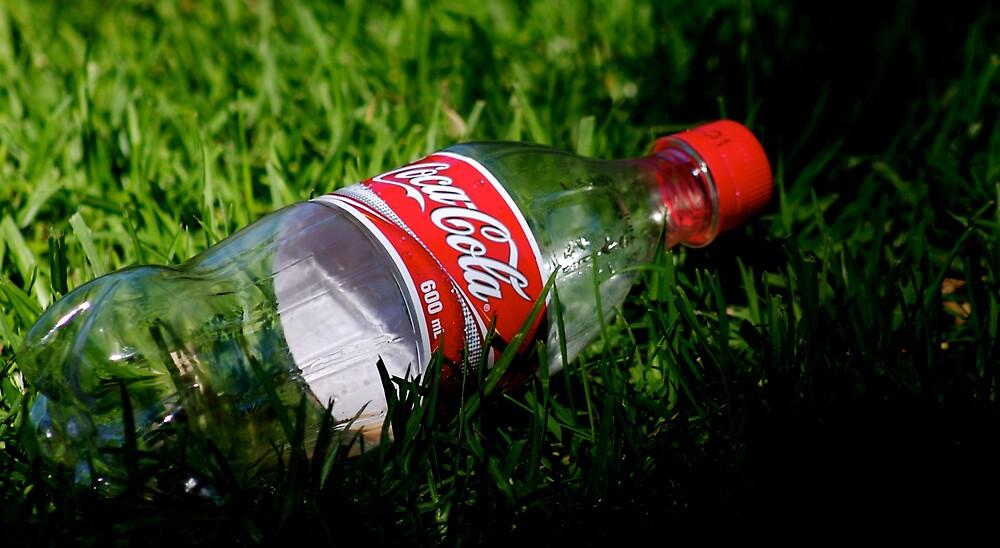 Coke Bottle by Casey Moon-Watton