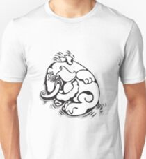 White Elephant Unisex T-Shirt