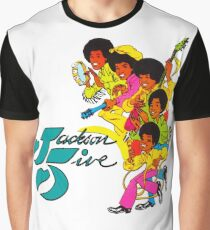jackson five neon Graphic T-Shirt