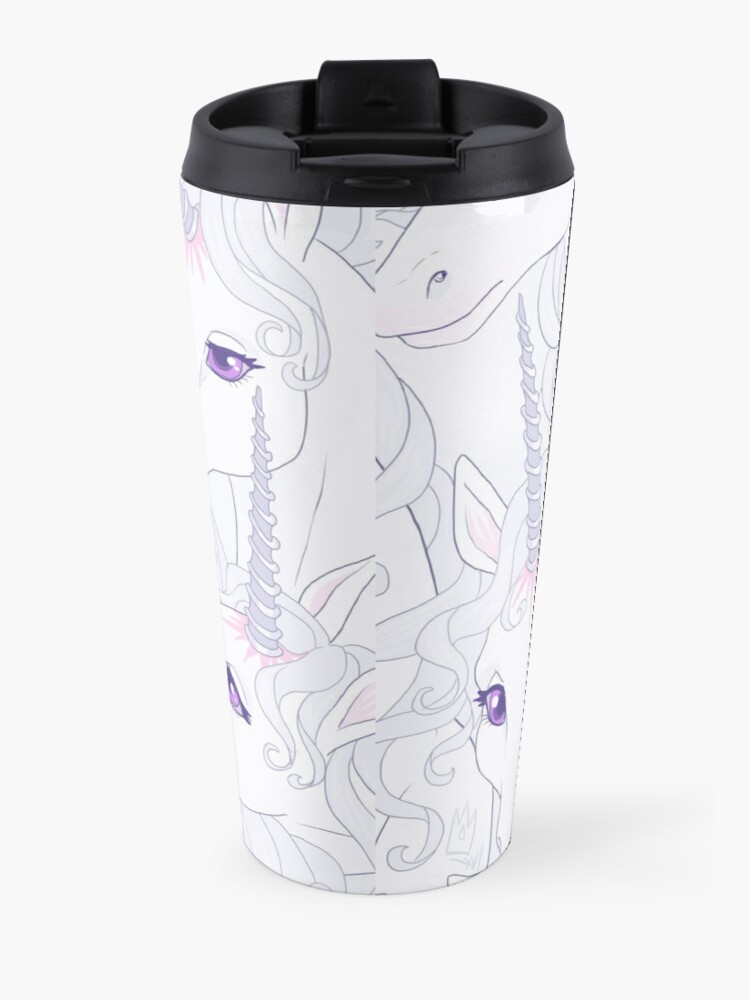 Alternate view of Truly the Last Travel Mug