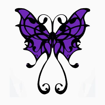 butterfly by PrinceD
