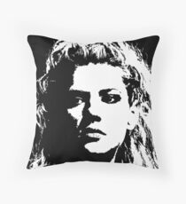 Lagertha from Vikings Throw Pillow