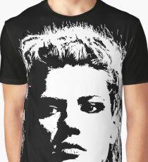 Lagertha von Wikingern Grafik T-Shirt