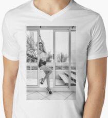 Prestige Men's V-Neck T-Shirt
