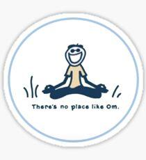 Meditate Sticker