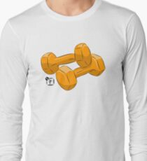 DumbBells Long Sleeve T-Shirt