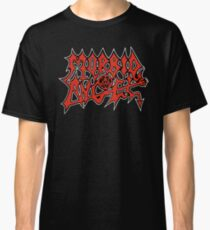 Band Morbid Angel Logo Red Classic T-Shirt