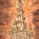 pináculo jerónimos. cruz latina by terezadelpilar ~ art & architecture