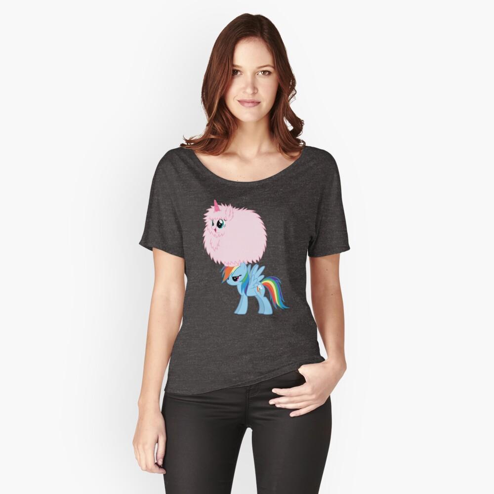 PFUDORainbow Dash Loose Fit T-Shirt